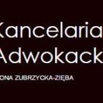 Adwokat Iwona Zubrzycka-Zięba